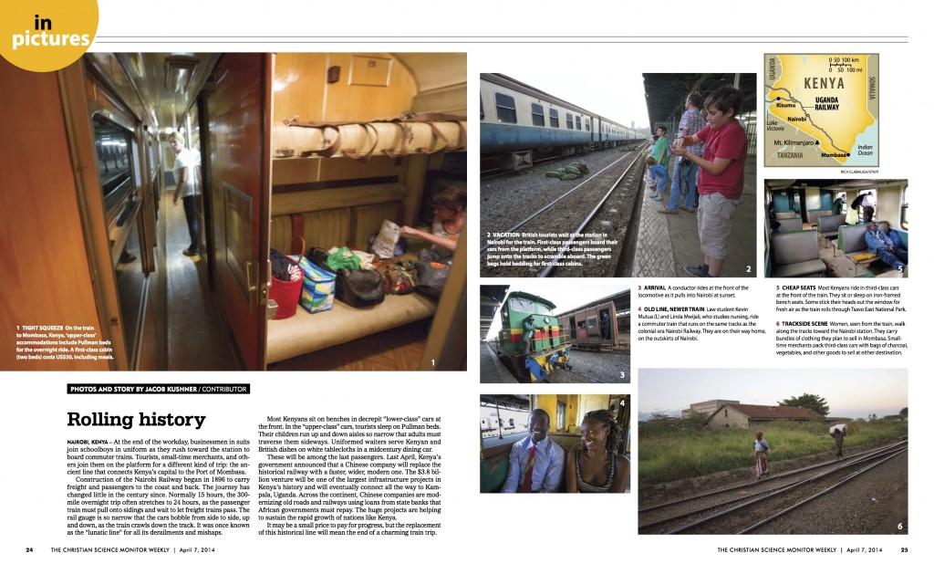 Last Train to Mombasa