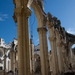 Haiti's National Cathedral on the anniversary of the earthquake. -Jacob Kushner